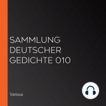 Sammlung deutscher Gedichte 010