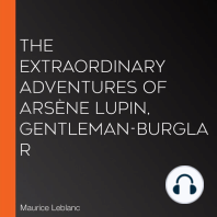 The Extraordinary Adventures of Arsène Lupin, Gentleman-Burglar