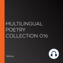 Multilingual Poetry Collection 016