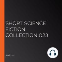 Short Science Fiction Collection 023