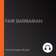 Fair Barbarian