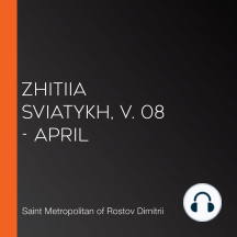 Zhitiia Sviatykh, v. 08 - April