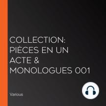 Collection: pièces en un acte & monologues 001