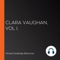 Clara Vaughan, Vol I.