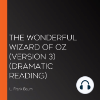 The Wonderful Wizard of Oz (version 3) (Dramatic Reading)