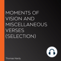 Moments of Vision and Miscellaneous Verses (Selection)