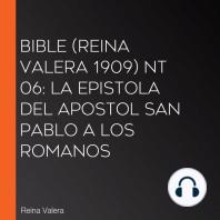 Bible (Reina Valera 1909) NT 06