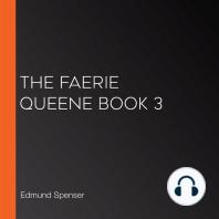 The Faerie Queene Book 3