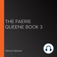 The Faerie Queene Book 3