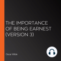 The Importance of Being Earnest (version 3)
