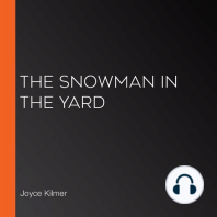 The Snowman in the Yard