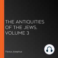 The Antiquities of the Jews, Volume 3