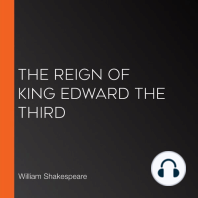 The Reign of King Edward the Third