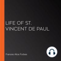 Life of St. Vincent de Paul