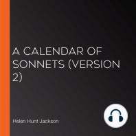 Calendar of Sonnets, A (Version 2)
