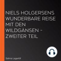 Niels Holgersens wunderbare Reise mit den Wildgänsen – Zweiter Teil
