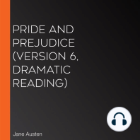 Pride and Prejudice (version 6, dramatic reading)