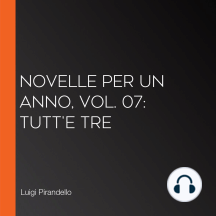 Novelle per un anno, vol. 07: Tutt'E Tre