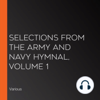 Selections from The Army and Navy Hymnal, Volume 1