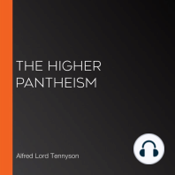 The Higher Pantheism