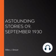 Astounding Stories 09, September 1930