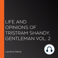 Life and Opinions of Tristram Shandy, Gentleman Vol. 2