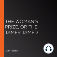 The Woman's Prize, or the Tamer Tamed
