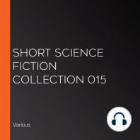 Short Science Fiction Collection 015