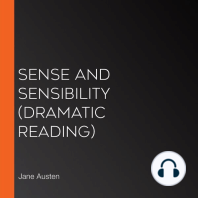 Sense and Sensibility (dramatic reading)