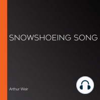 Snowshoeing Song