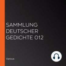 Sammlung deutscher Gedichte 012