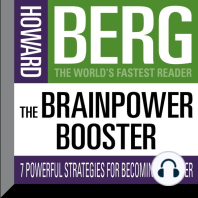 The Brainpower Booster