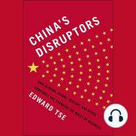 China's Disruptors