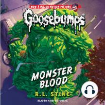 Classic Goosebumps: Monster Blood