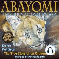 Abayomi, the Brazilian Puma