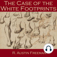 The Case of the White Footprints