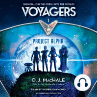 Voyagers, Book 1