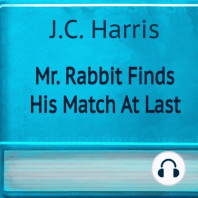 Mr. Rabbit Finds His Match at Last