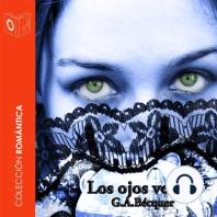 Los ojos verdes