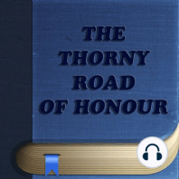 The Thorny Road of Honour