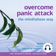 Overcome Panic Attack The Mindfulness Way