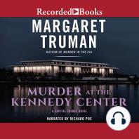 Murder at the Kennedy Center
