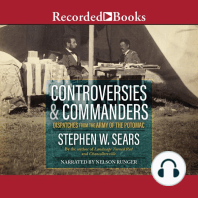 Controversies and Commanders