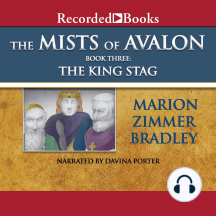 Listen To The Mists Of Avalon Book Three Audiobook By Marion Zimmer Bradley