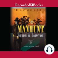 Manhunt (The Last Gunfighter series)