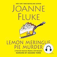 Lemon Meringue Murder