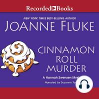 Cinnamon Roll Murder
