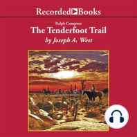 The Tenderfoot Trail