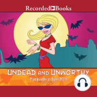Undead and Unworthy