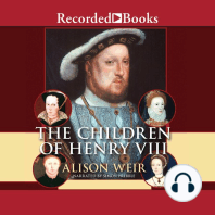 The Children of Henry the VIII